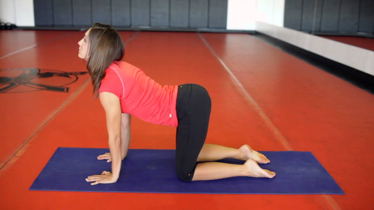 Effective Lower Back Stretches Pilates Stretching Amp Abs