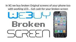 XG Mobile Phone Repairs