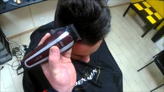 MARQUITO EL SHAARAWY CUT BY G BARBER