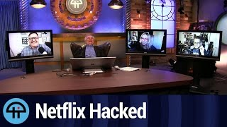 Netflix Hacked by Dark Overlord