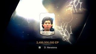 Maradona Ultimate Legend - Fifa Online 3 Packs Opening
