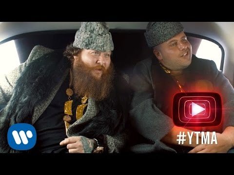 Papercraft Action Bronson feat. Chance The Rapper - Baby Blue [Official Music Video YTMAs]