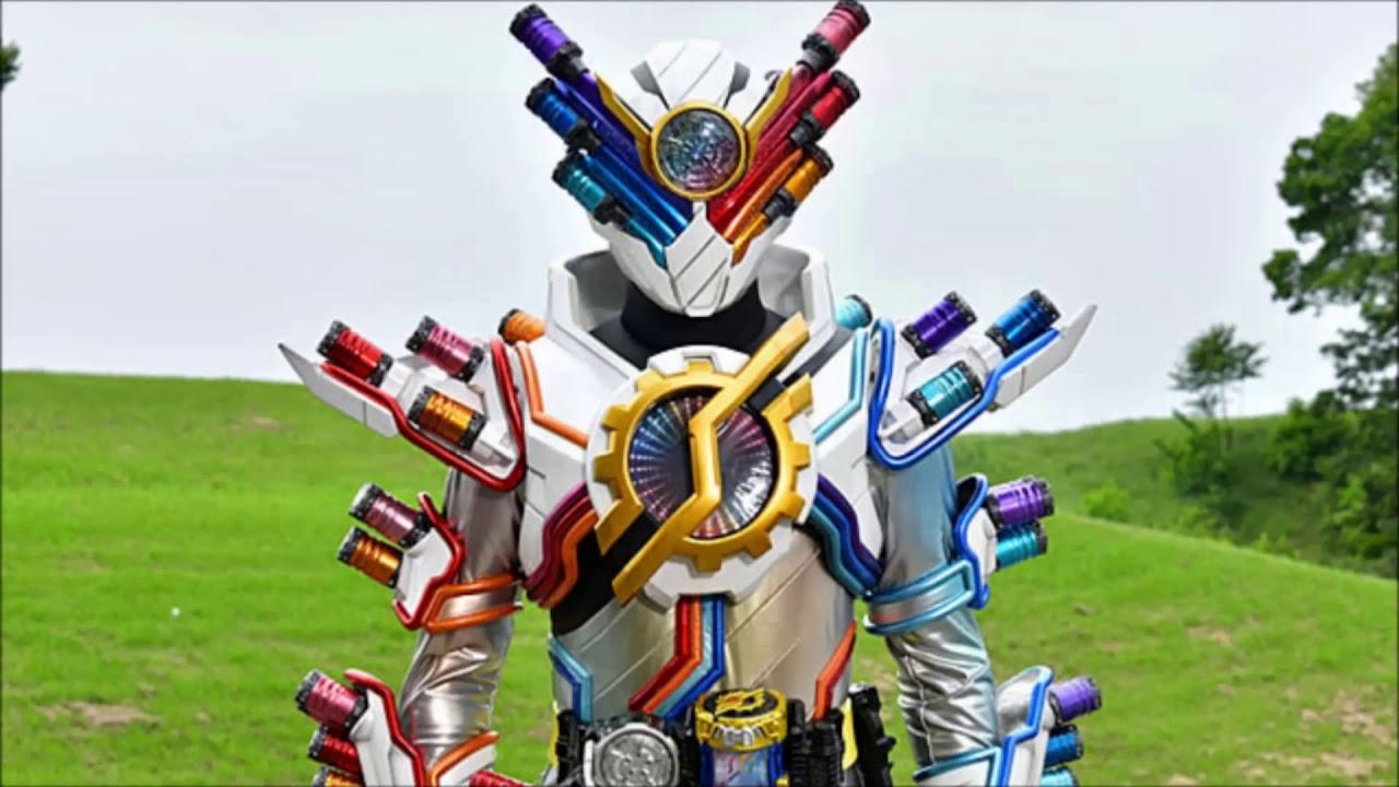 Kamen Rider Build Genius Form Henshin Sound (Yee Version) - YouTube