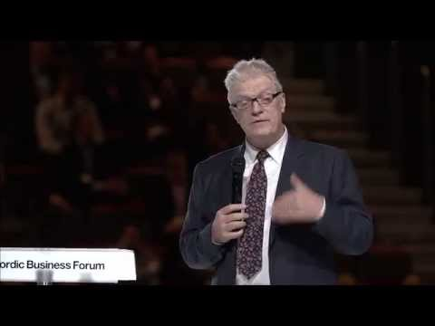 Sir Ken Robinson - How Finding Your Passion Changes Everything: Part 1 | Nordic Business Forum 2014