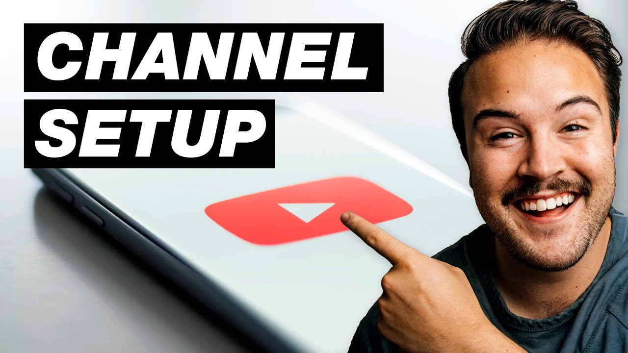 Download How to Create a YouTube Channel for Beginners (2021 Tutorial)
