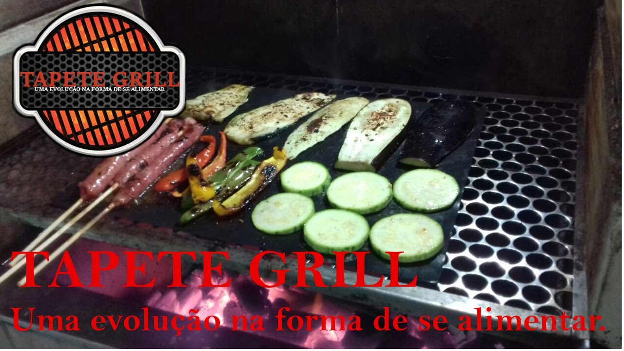 Tapete Grill Youtube