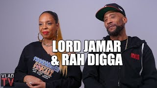 Lord Jamar & Rah Digga on How Internet Bullying Coincides with a Victim Society (Part 11)