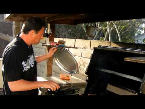 Cave Baby Sweets Pork Chops Done by Primal Grill Chef Joe Svezia (episode 317)