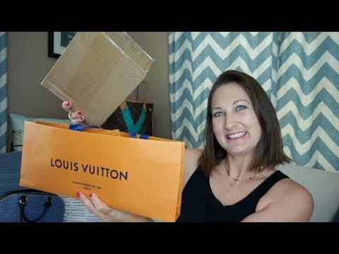 Double Louis Vuitton Unboxing
