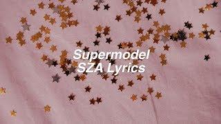 Supermodel Sza