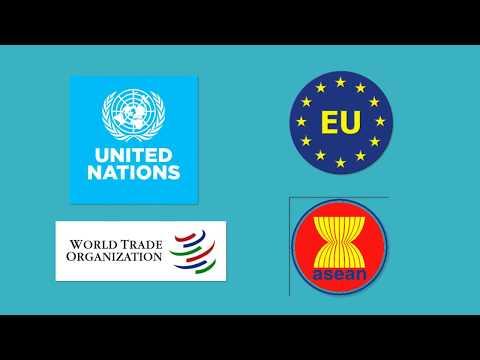 ความสัมพันธ์ระหว่างประเทศ