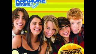 Lemonade Mouth - Turn Up The Music (Karaoke/Instrumental)