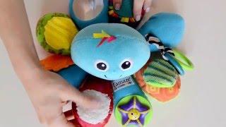 видео Развивающие игрушки Lamaze(Ламазе)