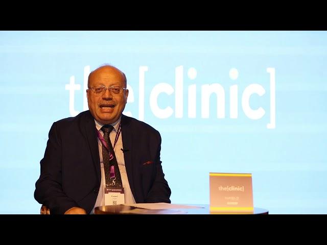 الأستاذ الدكتور جمال عصمت يتحدث عن أورام الكبد الأولية