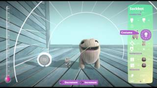 LittleBigPlanet™3 how to make your own characters
