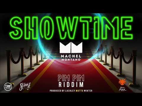 "Machel Montano - Showtime (Pim Pim Riddim) ""2018 Soca"" (Trinidad)"