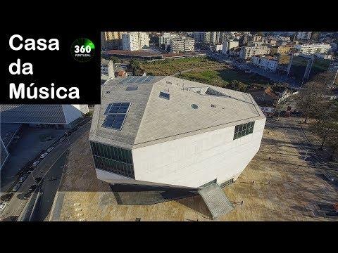 Casa da Música - Porto - Portugal