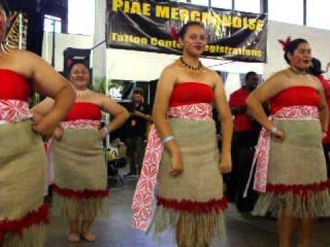 Measina a Samoa-Pacific Ink & Art Expo-Faletuiga Hawai'i