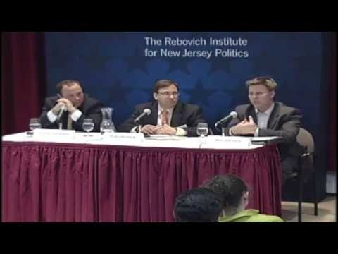 2 of 2: Second Annual Campaign Managers Conference 2010 - Rebovich Institute for New Jersey Politics