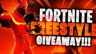 Fortnite Freestyle Giveaway!