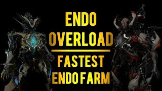 Warframe: Endo Overload | How to Farm Endo Fast