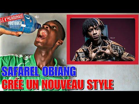 Safarel Obiang Créé Le TCHIN-TCHIN Trap