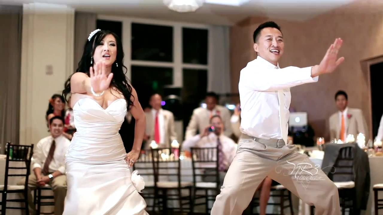 Evolution of First Wedding Dance - YouTube