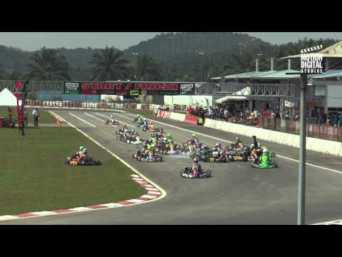 Kart CRASH Of The Year 2015 (MCP Live Feed/ Live Streaming)
