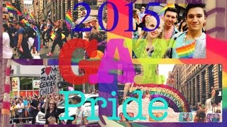 VLOG: New-York City GAY PRIDE 🎉