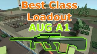 AUG A1 | Best Class Setup | Roblox: Phantom Forces Beta