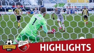 Highlights Rijnsburgse Boys - Kozakken Boys 17/18 - Kozakken Boys TV