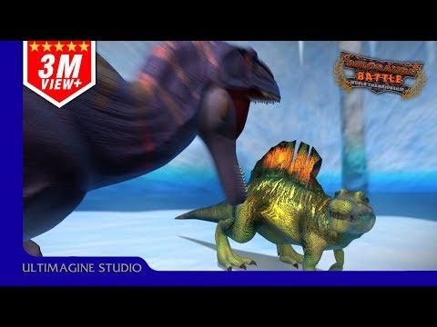 Dinosaurs Battle s1 semi-final 2