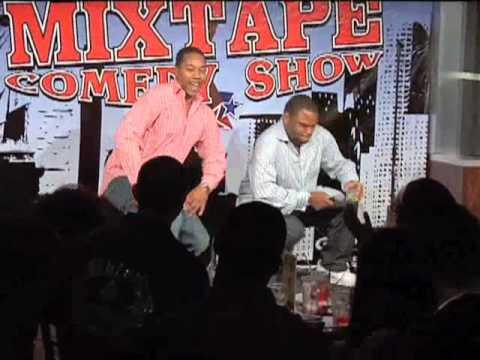 Mixtape Comedy   August 2009