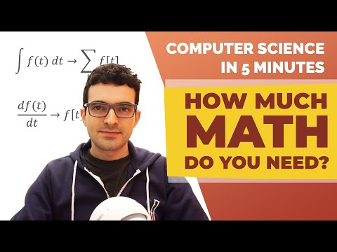 How Much Math Do You Need For Computer Science?