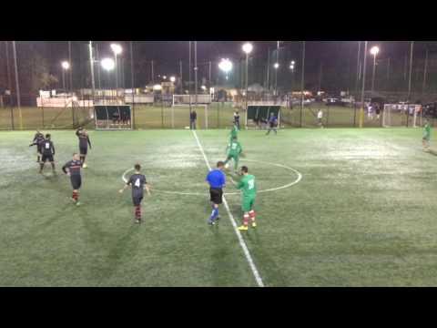 Hammers Fg Consulting 2-1 Alitalia Calcio | Play-Out Salvezza (Andata) | Integrale