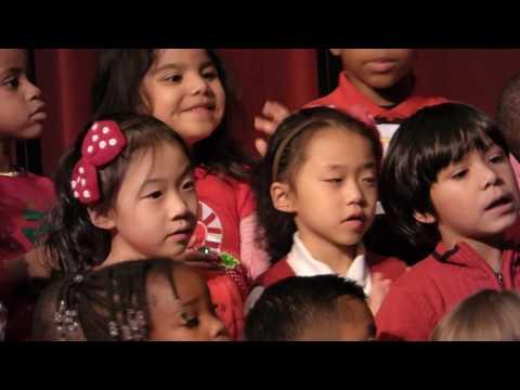 Jefferson Parkway Elementary School Christmas Concert - Christmas make me sing