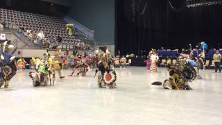 2015 Seminole Tribal Fair PowWow - Men