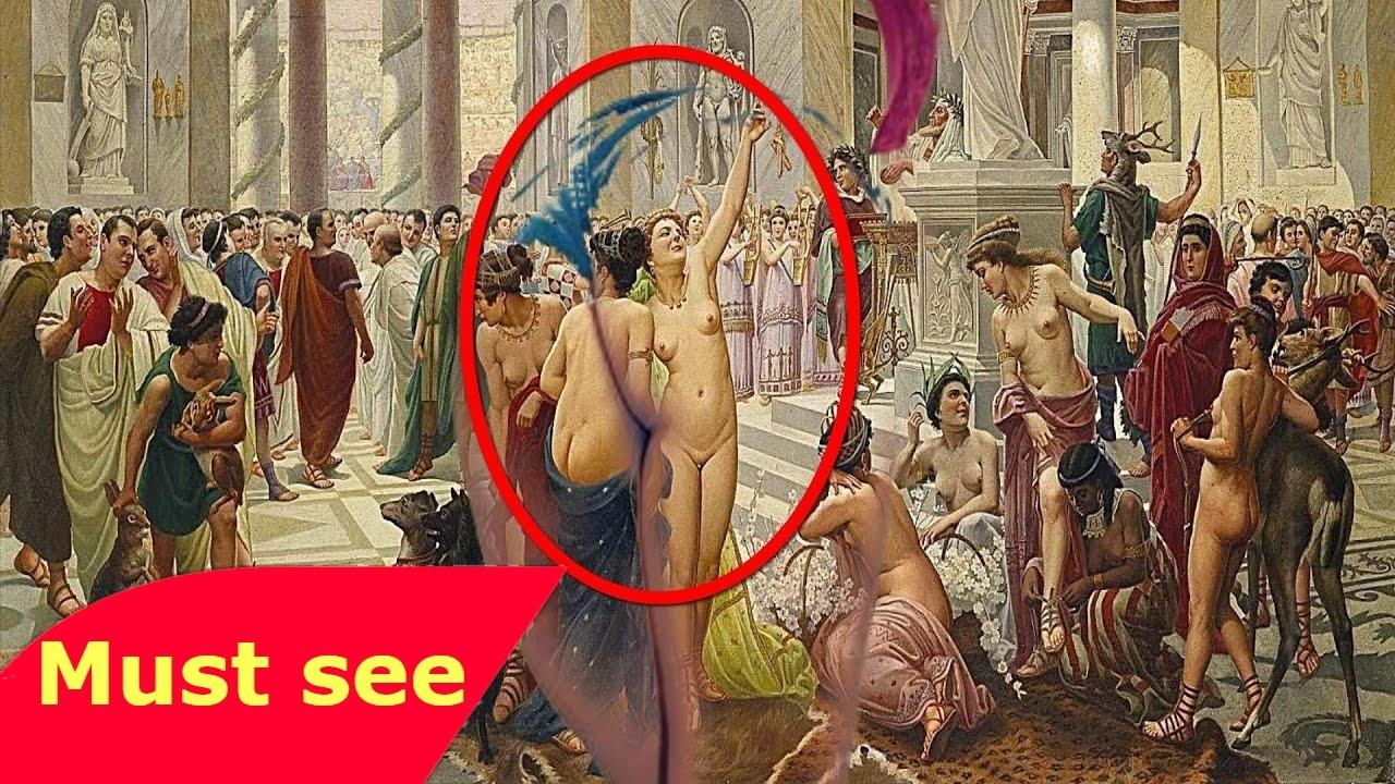 Sexo antiguo en Roma