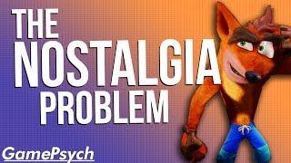 Crash Bandicoot and The Nostalgia Problem | GamePsych