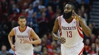 James Harden Records Second Career Triple-Double!