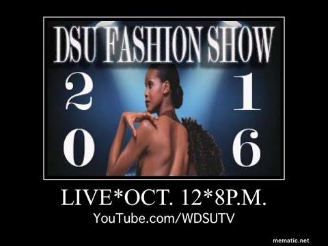 2016 Fashion Show