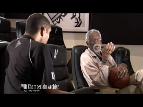 Bill Russell Explains Why He Dunked over Everyone