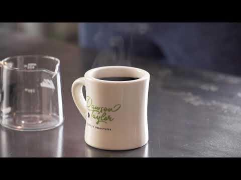 How to brew with an AeroPress | Dawson Taylor Coffee Roasters