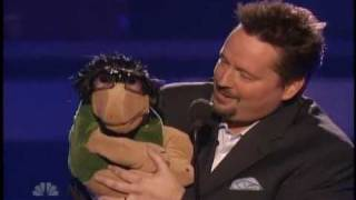 AGT - Terry Fator (8/14/07) Finale - Act 2 of 2