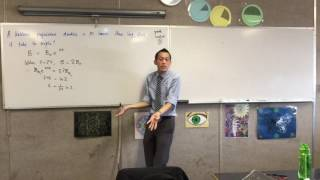 Exponential Growth and Decay (4 of 4: Working through Harder Exponential Growth Question)
