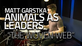 "Video Matt Garstka - ""The Woven Web"" By Animals As Leaders (Drumeo) download MP3, 3GP, MP4, WEBM, AVI, FLV Juli 2018"