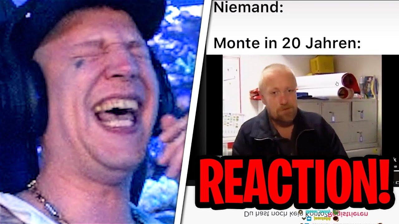 MontanaBlack REAGIERT auf die BESTEN TIKTOK Clips!😂 MontanaBlack Reaktion