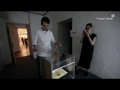 Study Fine Art Experimental Media at Prague College