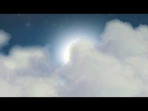 Falling star sky animation - TEST