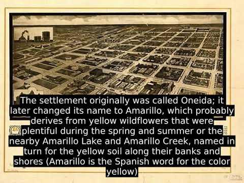 Amarillo, Texas (USA) - Interesting Facts